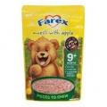 【NZ直邮】 Farex宝宝高铁营养辅食米糊米粉9个月+(苹果)