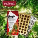 【NZ直邮】RedSeal红印Floradix系列铁元 维他命补铁片 84粒