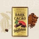 【NZ直邮】惠特克Whittakers 62%可可浓黑巧克力250g