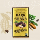 【NZ直邮】惠特克Whittakers 72%加纳可可黑巧克力250g
