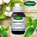 【NZ直邮】汤普森Thompson's 汤普森  男性综合维生素 60片