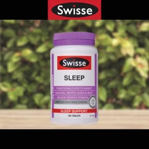 【抢购】Swisse 植物精华改善睡眠片100片