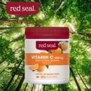 【NZ直邮】红印Red Seal 维生素C咀嚼片500mg