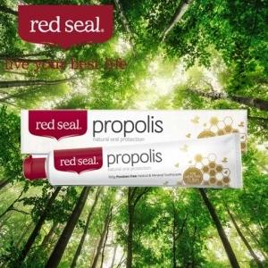 【抢购】红印Red Seal 天然蜂胶牙膏100g