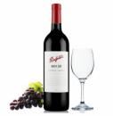 【中国现货】奔富干红葡萄酒28 Penfolds Bin 28 浮雕板 750ml 红酒(包邮)