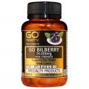 【NZ直邮】高之源Go Healthy 蓝莓越橘叶黄素护眼精华30000mg  60粒