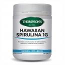 【NZ直邮】汤普森Thompson's夏威夷螺旋藻300片