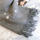 【NZ直邮】YPL 星空羊驼绒披肩围巾