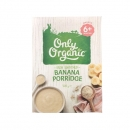 【NZ直邮】Only Organic 有机补铁香蕉米糊米粉 6个月以上 200g