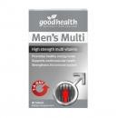 【NZ直邮】好健康GoodHealth 男士综合维生素 60粒