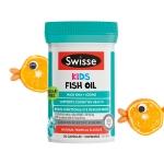 【NZ直邮】Swisse儿童鱼油50粒