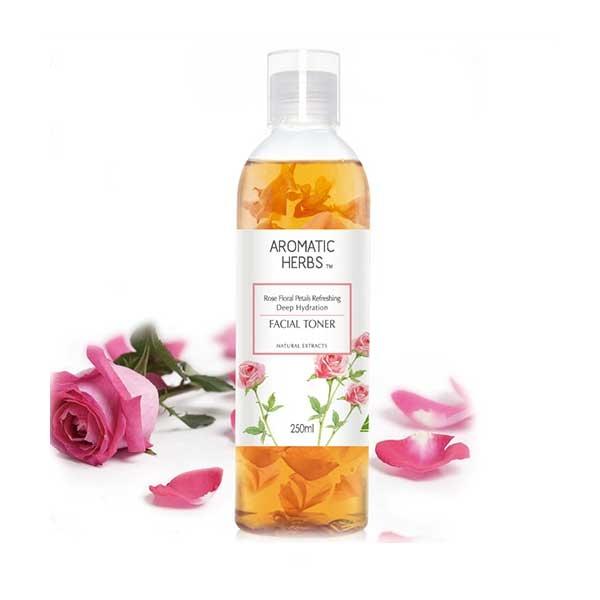 【NZ直邮】Aromatic Herbs玫瑰花瓣精华水 250ml