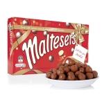 【临期特价】Maltesers麦提莎 麦丽素牛奶巧克力豆 360g礼盒装(保质期19年10月)