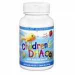 【特价】挪威Nordic Naturals儿童DHA鱼油胶囊180粒(保质期到21年8月)
