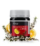 【NZ直邮】Comvita康维他麦卢卡柠檬蜂蜜250g(保质期19年11月)