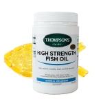 【NZ直邮】汤普森Thompson's 高强度深海鱼油 1500毫克