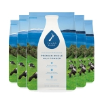 【NZ直邮】TAUPO PURE 特贝优全脂奶粉1kg (6袋包邮)(下单请把收件人身份证打在收件人名字后面 没有身份证号发不了货)