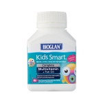 【NZ直邮】Bioglan 佳思敏儿童复合维生素加鱼油软胶囊50粒(到21年1月)