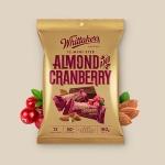 【NZ直邮】惠特克Whittakers巧克力便利装 杏仁蔓越莓巧克力180g