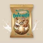 【NZ直邮】惠特克Whittakers 独立包装创意跳跳糖牛奶巧克力 180g