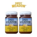 【团购特惠】康维他Comvita Sweet meadow 柠檬蜂蜜500g(到19年3月) 2瓶