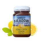 【NZ直邮】康维他Comvita Sweet meadow 柠檬蜂蜜500g
