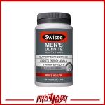 【抢购】Swisse男士复合维生素片120片