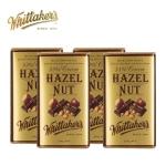 【团购特惠】惠特克Whittakers 榛果巧克力 250g 4块