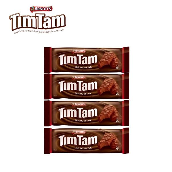 【团购特惠】TIMTAM巧克力饼干(原味)4包(到19年6月)