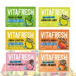 【NZ直邮】Vitafresh无添加果汁粉 3连包