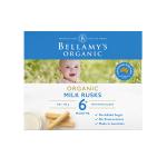 【NZ直邮】Bellamy's贝拉米有机婴儿磨牙棒磨牙饼干辅食100g 6个月以上