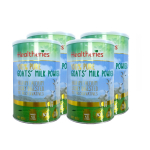 【NZ直邮】贺寿利Healtheries100%纯山羊奶粉450g(4罐包邮)