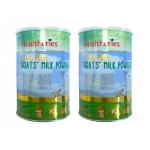 【NZ直邮】贺寿利Healtheries100%纯山羊奶粉450g(2罐包邮)