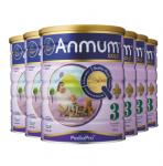 【NZ直邮】ANMUM安满金装婴儿奶粉3段(6罐包邮)(下单请把收件人身份证打在收件人名字隔壁,下单奶粉请务必提供收件人身份证号码 )