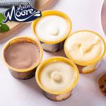 【中国现货】新西兰原装进口 Much Moore玛琪摩尔冰淇淋全球首款120ml小杯装冰激凌  120mlx8杯装(下单前请与客服确认库存)