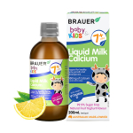 【NZ直邮】Brauer 蓓澳儿 婴幼儿液体乳钙  7个月以上 200ml