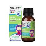 【NZ直邮】Brauer 蓓澳儿 婴儿复合维生素滴剂45ml