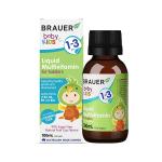 【NZ直邮】Brauer 蓓澳儿 婴幼儿复合维生素 1-3岁 100ml