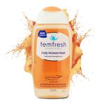 【特价】Femfresh女性私处护理液 250ml透明洗液(保质期到22年2月)