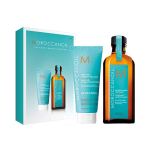 【NZ直邮】Moroccanoil 摩洛哥护发精油75ml+保湿防静电发乳套装