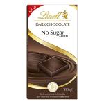 【NZ直邮】Lindt 无糖 黑巧克力 100g