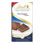 【NZ直邮】Lindt 无糖 牛奶巧克力 100g