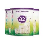 【澳洲直邮】a2 Smart Nutrition 4-12岁儿童学生成长营养奶粉 750g 3罐包邮(下单请把收件人身份证打在收件人名字隔壁,下单奶粉请务必提供收件人身份证号码 )