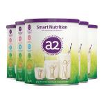 【澳洲直邮】a2 Smart Nutrition 4-12岁儿童学生成长营养奶粉 750g 6罐包邮(下单请把收件人身份证打在收件人名字隔壁,下单奶粉请务必提供收件人身份证号码 )