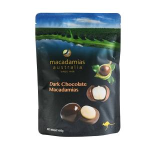 【NZ直邮】Macadamias 澳洲夏威夷果仁 黑巧克力味 135g