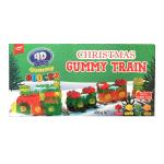 【甜蜜的问候】Amos Gummy Christmas GUMMY 圣诞QQ糖火车 450g
