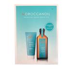 【NZ直邮】MoroccanOil 摩洛哥油修复护发套装特别版(护发油125ml+发膜75ml)