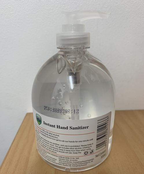 【NZ直邮】Jilifa 医用级别75%酒精免洗洗手液 500ml