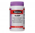 【特价】Swisse 植物精华改善睡眠片100片(保质期2020-09)