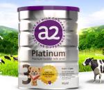 【中国现货】a2 Platinum白金系列高端婴儿牛奶粉3段(1罐包邮)
